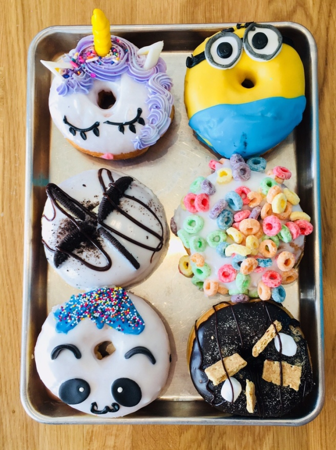 The S'mores and More from Gonutz with Donuts | FoodRemix blog - photo#13